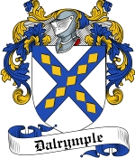Dalrymple Family Crest / Dalrymple Coat of Arms JPG Download
