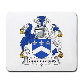Kinninmond Coat of Arms Mouse Pad