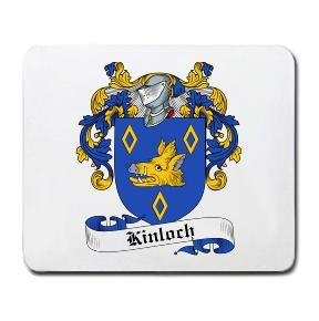 Kinloch Coat of Arms Mouse Pad