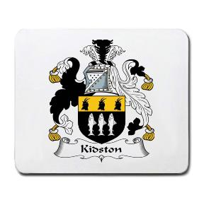 Kidston Coat of Arms Mouse Pad