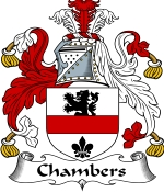 Chambers Family Crest / Chambers Coat of Arms JPG Download