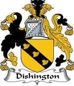 Dishington Family Crest / Dishington Coat of Arms JPG Download
