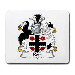 Keir Coat of Arms Mouse Pad