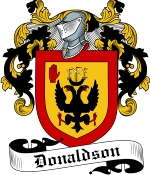Donaldson Family Crest / Donaldson Coat of Arms JPG Download