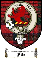 Fife Clan Badge / Tartan FREE preview