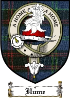 Hume Clan Macduff Clan Badge / Tartan FREE preview