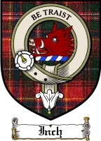 Inch Clan Badge / Tartan FREE preview
