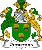 Dunsmure Family Crest / Dunsmure Coat of Arms JPG Download
