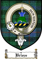 Brieve Clan Badge / Tartan FREE preview