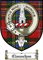 Clanachan Clan Badge / Tartan FREE preview