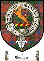 Combie Clan Mackintosh Clan Badge / Tartan FREE preview