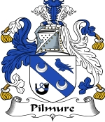 Pilmure Family Crest / Pilmure Coat of Arms JPG Download