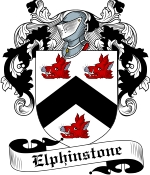 Elphinstone Family Crest / Elphinstone Coat of Arms JPG Download