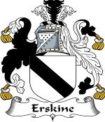 Erskin Family Crest / Erskin Coat of Arms JPG Download