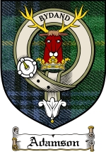 Scottish Clan Badge Gifts for your Scottish Surname - Free Preview
