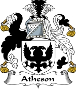 Atheson Family Crest / Atheson Coat of Arms JPG Download