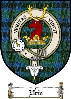 Urie Clan Badge / Tartan FREE preview
