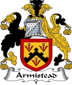 Armistead Family Crest / Armistead Coat of Arms JPG Download