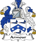 Armour Family Crest / Armour Coat of Arms JPG Download
