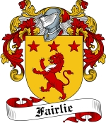 Fairlie Family Crest / Fairlie Coat of Arms JPG Download