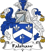 Falshaw Family Crest / Falshaw Coat of Arms JPG Download