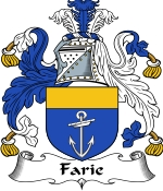 Farie Family Crest / Farie Coat of Arms JPG Download