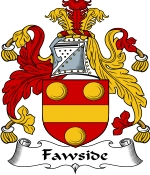 Fawside Family Crest / Fawside Coat of Arms JPG Download