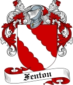 Fenton Family Crest / Fenton Coat of Arms JPG Download