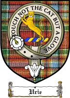 Urie Clan Keith Clan Badge / Tartan FREE preview