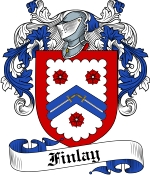 Finlay Family Crest / Finlay Coat of Arms JPG Download