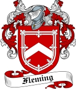 Fleming Family Crest / Fleming Coat of Arms JPG Download
