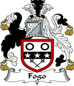 Fogo Family Crest / Fogo Coat of Arms JPG Download