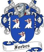 Forbes Family Crest / Forbes Coat of Arms JPG Download