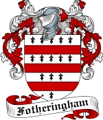 Fotheringham Family Crest / Fotheringham Coat of Arms JPG Download