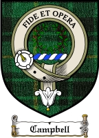 Campbell Clan Badge / Tartan FREE preview