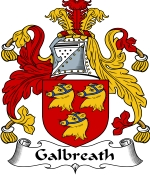 Galbreath Family Crest / Galbreath Coat of Arms JPG Download