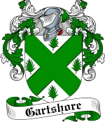 Gartshore Family Crest / Gartshore Coat of Arms JPG Download