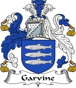 Garvine Family Crest / Garvine Coat of Arms JPG Download