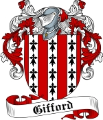 Gifford Family Crest / Gifford Coat of Arms JPG Download