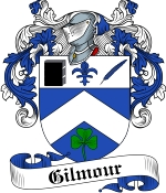 Gilmour Family Crest / Gilmour Coat of Arms JPG Download