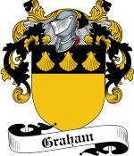 Graham Family Crest / Graham Coat of Arms JPG Download
