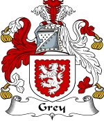 Grey Family Crest / Grey Coat of Arms JPG Download