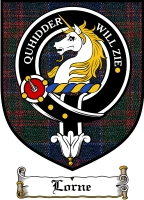 Lorne Clan Badge / Tartan FREE preview