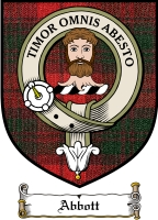 Abbott Clan Badge / Tartan FREE preview