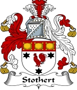 Stothert Family Crest / Stothert Coat of Arms JPG Download