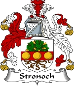 Stronoch Family Crest / Stronoch Coat of Arms JPG Download