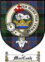 Maccash Clan Badge / Tartan FREE preview