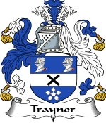Traynor Family Crest / Traynor Coat of Arms JPG Download