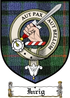 Inrig Clan Badge / Tartan FREE preview