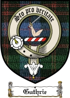 Guthrie Clan Badge / Tartan FREE preview